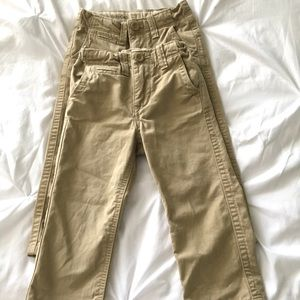 Baby Gap Toddler Boys Khaki Pants Lot of 2